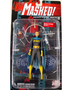 DC DIRECT SECRET FILES UNMASKED! SERIES 2 BATGIRL