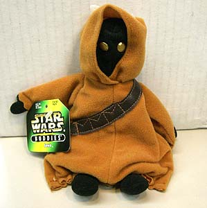 KENNER STAR WARS BUDDIES JAWA