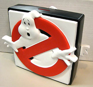 DIAMOND SELECT GHOSTBUSTERS LOGO BANK