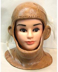 個人ハンドメイド品 13日の金曜日 リメイク版 JASON インナーマスク