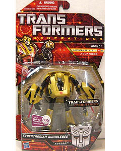 HASBRO TRANSFORMERS GENERATIONS DELUXE CLASS CYBERTRONIAN BUMBLEBEE