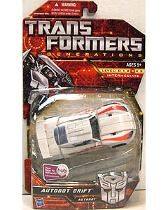 HASBRO TRANSFORMERS GENERATIONS DELUXE CLASS AUTOBOT DRIFT