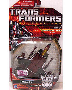 HASBRO TRANSFORMERS GENERATIONS DELUXE CLASS THRUST