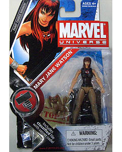 HASBRO MARVEL UNIVERSE SERIES 2 #023 MARY JANE WATSON