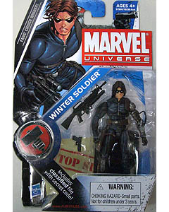 HASBRO MARVEL UNIVERSE SERIES 2 #022 WINTER SOLDIER