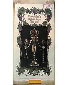 OCCULTIST'S SPIRIT KEYS ボトルオープナー 3点セット