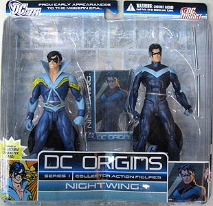 DC DIRECT DC ORIGINS 2PACK SERIES 1 NIGHTWING