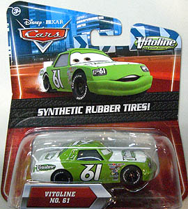 MATTEL CARS 2010 K-MART限定 SYNTHETIC RUBBER TIRES! VITOLINE NO.61
