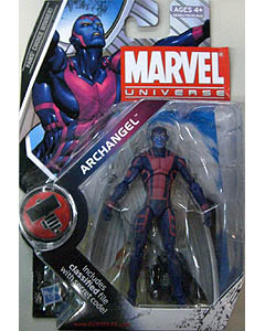 HASBRO MARVEL UNIVERSE SERIES 2 #015 ARCHANGEL 台紙傷み特価