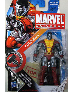 HASBRO MARVEL UNIVERSE SERIES 2 #013 COLOSSUS
