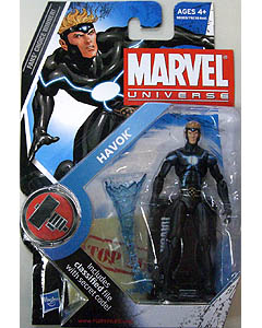 HASBRO MARVEL UNIVERSE SERIES 2 #018 HAVOK