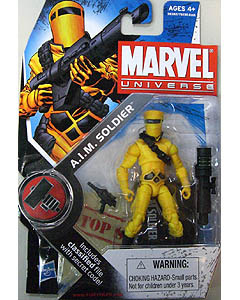 HASBRO MARVEL UNIVERSE SERIES 2 #016 A.I.M. SOLDIER