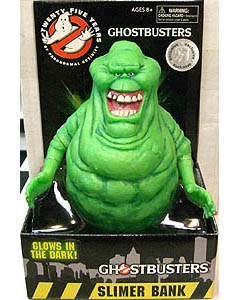 DIAMOND SELECT GHOSTBUSTERS USA TOYSRUS限定 SLIMER BANK [GLOWS IN THE DARK]
