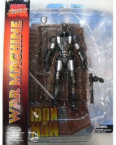 DIAMOND SELECT MARVEL SELECT 映画版 IRON MAN 2 WAR MACHINE [RED]