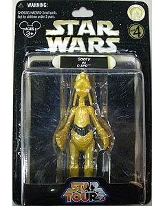 STAR WARS USAディズニーテーマパーク限定 フィギュア シリーズ4 GOOFY AS C-3PO