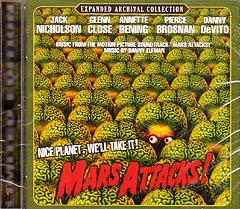 MARS ATTACKS! マーズアタック