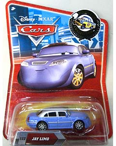 CARS FINAL LAP COLLECTION JAY LIMO