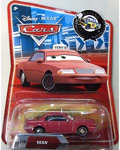 CARS FINAL LAP COLLECTION VERN