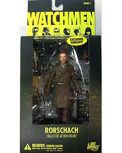 DC DIRECT WATCHMEN SERIES 1 VARIANT RORSCHACH