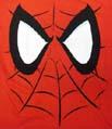 SPIDER-MAN / スパイダーマン フェイス(赤)