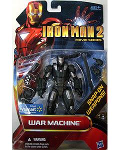 HASBRO 映画版 IRON MAN 2 USA WALMART限定 6インチ WAR MACHINE 台紙傷み特価