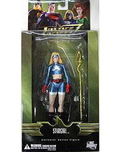 DC DIRECT JUSTICE SOCIETY OF AMERICA STARGIRL パッケージ傷み特価