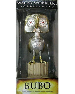 FUNKO WACKY WOBBLER CLASH OF THE TITANS BUBO BOBBLE HEAD