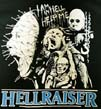 「ヘルレイザー」 HELLRAISER (I AM IN HELL)