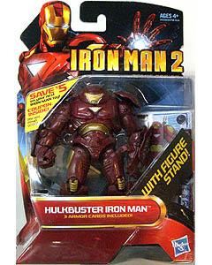 HASBRO 映画版 IRON MAN 2 3.75インチ COMIC SERIES HULKBUSTER IRON MAN