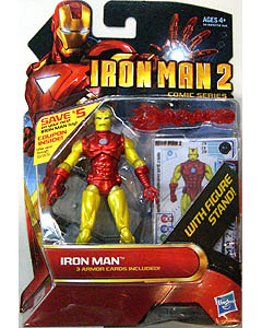 HASBRO 映画版 IRON MAN 2 3.75インチ COMIC SERIES CLASSIC ARMOR IRON MAN [POINTY MASK]