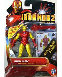 HASBRO 映画版 IRON MAN 2 3.75インチ COMIC SERIES CLASSIC ARMOR IRON MAN [POINTY MASK]