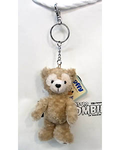 DISNEY USAディズニーテーマパーク限定 DUFFY THE DISNEY BEAR DUFFY KEY CHAIN