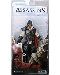 NECA PLAYER SELECT ASSASSIN'S CREED 2 EZIO [BLACK COSTUME]