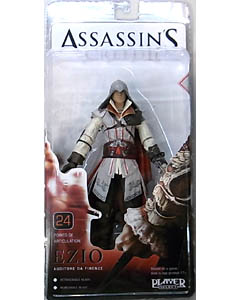 NECA PLAYER SELECT ASSASSIN'S CREED 2 EZIO [WHITE COSTUME]