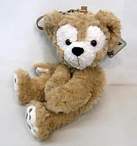 DISNEY USAディズニーテーマパーク限定 DUFFY THE DISNEY BEAR DUFFY WRIST BAG
