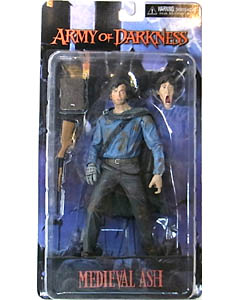 NECA CULT CLASSICS ICONS 3 ARMY OF DARKNESS MEDIEVAL ASH