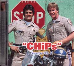 CHIPs SEASON FOUR 1980-81白バイ野郎ジョン&パンチ