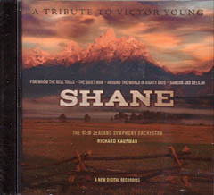 SHANE [A TRIBUTE TO VICTOR YOUNG]