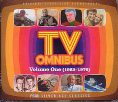 TV OMNIBUS VOLUME ONE (1962-1976)