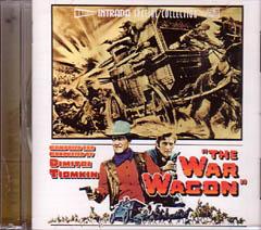 THE WAR WAGON 戦う幌馬車