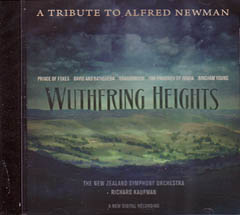 WUTHERING HEIGHTS [A TRIBUTE TO ALFRED NEWMAN]
