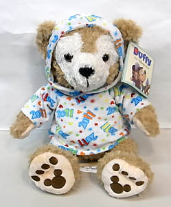 DISNEY USAディズニーテーマパーク限定 DUFFY THE DISNEY BEAR 12INCH 2011 DATED DUFFY BEAR