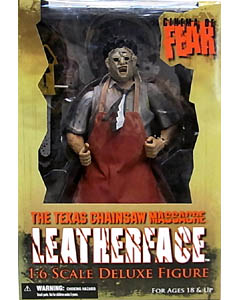 MEZCO CINEMA OF FEAR 12インチ THE TEXAS CHAINSAW MASSACRE LEATHERFACE
