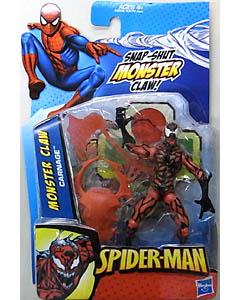 HASBRO SPIDER-MAN 3.75インチアクションフィギュア MONSTER CLAW CARNAGE