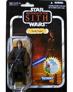 HASBRO STAR WARS 2010 THE VINTAGE COLLECTION ANAKIN SKYWALKER (DARTH VADER CARD) [REVENGE OF THE SITH]