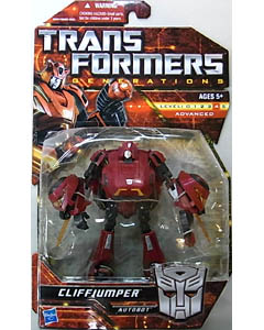 HASBRO TRANSFORMERS GENERATIONS DELUXE CLASS CLIFFJUMPER