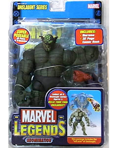 TOYBIZ MARVEL LEGENDS 13 ONSLAUGHT SERIES VARIANT ABOMINATION ブリスターワレ特価