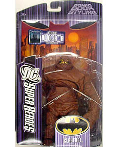 MATTEL DC SUPER HEROES SELECT SCULPT SERIES CLAYFACE