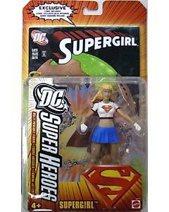 MATTEL DC SUPER HEROES SERIES 2 SUPERGIRL