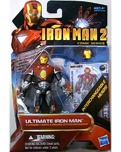 HASBRO 映画版 IRON MAN 2 3.75インチ COMIC SERIES ULTIMATE IRON MAN